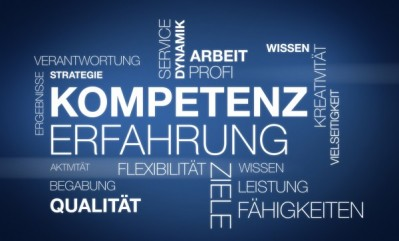 Kompetenz Erfahrung Konzept